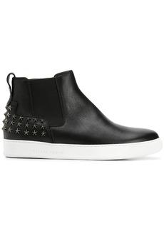 Philipp Plein star studded ankle boots