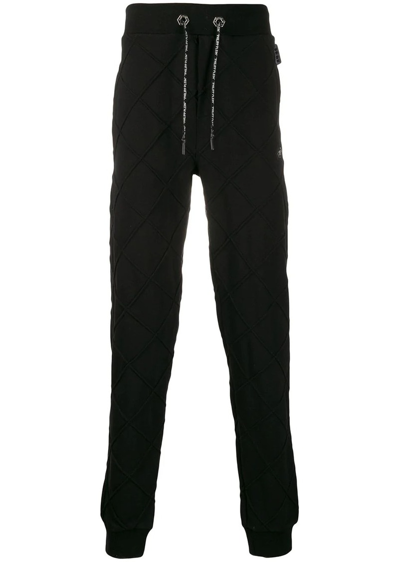 Philipp Plein Statement track pants