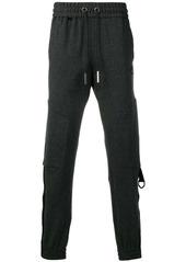 Philipp Plein straight-leg track pants