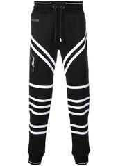 Philipp Plein striped track pants