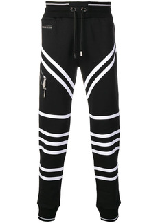 Philipp Plein striped track pants
