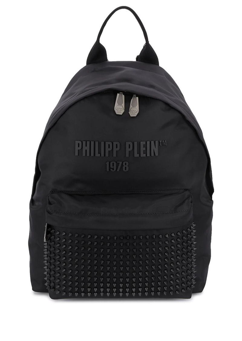 Philipp Plein stud detail backpack
