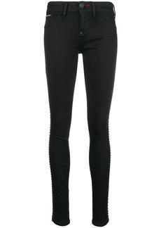 Philipp Plein studded detail jeans