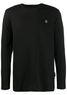 Philipp Plein T-shirt Round Neck LS Original