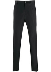 Philipp Plein tailored straight leg trousers