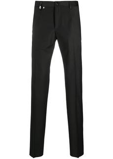 Philipp Plein tailored straight-leg trousers