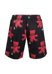 Philipp Plein Teddy Bear swim shorts