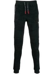 Philipp Plein textured track pants