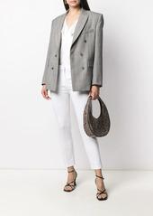 Pinko Bello slim-fit trousers
