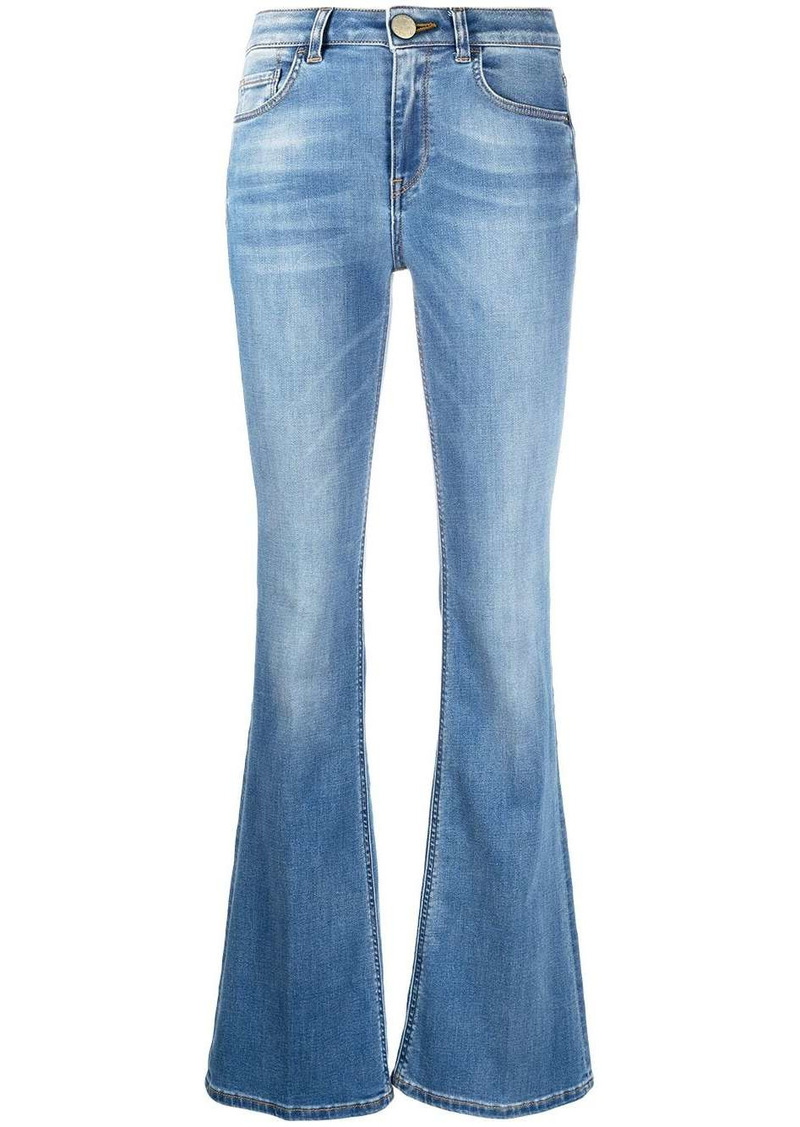 Pinko boot-cut jeans