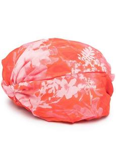 Pinko x Ramadan floral-print hat