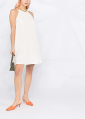 Pinko chain-detail mini dress