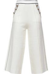 Pinko cropped palazzo trousers