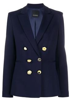 Pinko decorative button blazer
