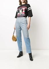 Pinko distressed boyfriend jeans