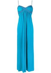 Pinko flared maxi dress