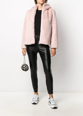 Pinko high-rise biker leggings