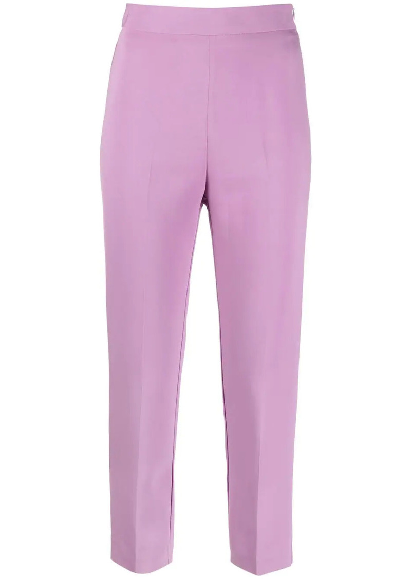 Pinko high-waist tailored trousers