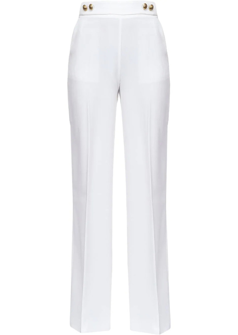 Pinko high-waist trousers