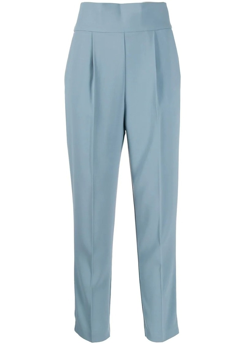Pinko high waisted Natalia trousers