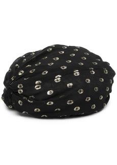 Pinko x Ramadan jacquard-woven hat