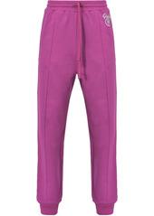 Pinko logo-print track trousers