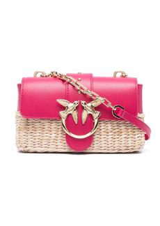 Pinko Love basket satchel bag
