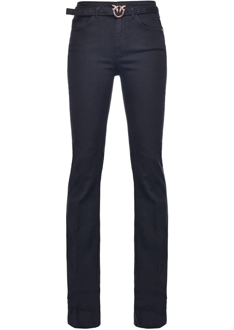 Pinko Love belt jeans