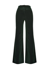 Pinko Love Birds straight trousers
