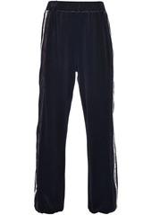 Pinko mesh appliqué track pants