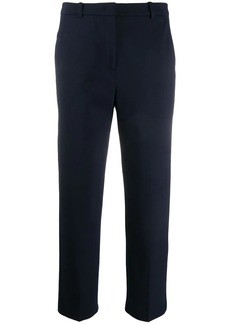 Pinko mid-rise cropped trousers