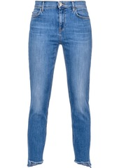 Pinko mid-rise skinny jeans