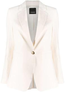 Pinko one-button blazer