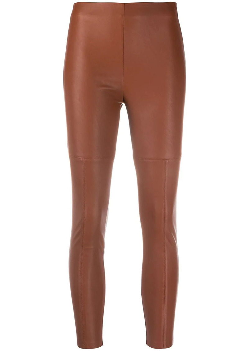 Pinko panelled skinny trousers