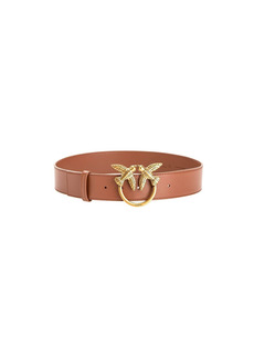 Pinko Berry Simply 8 Light Brown Belt