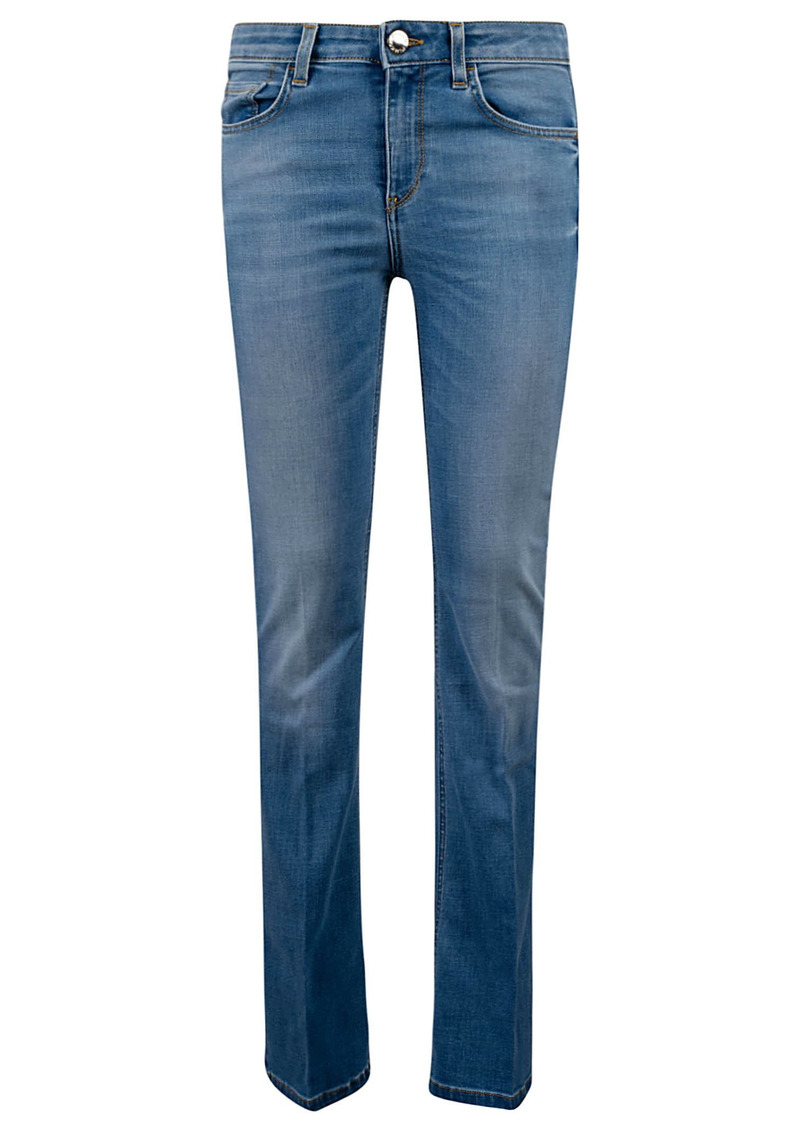 Pinko Long Fitted Jeans
