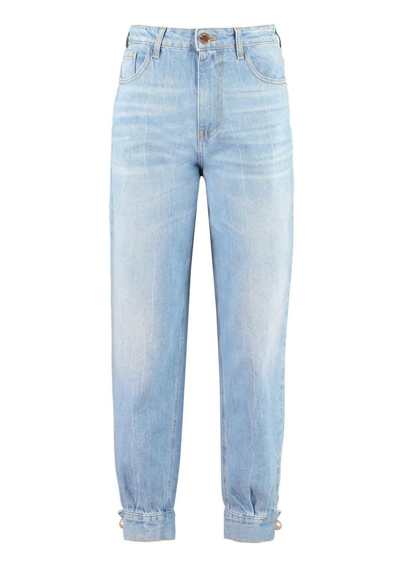 Pinko Meddie Mom-fit Jeans