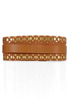 Pinko Nitrito Leather Belt