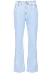 Pinko Ravel straight-leg jeans