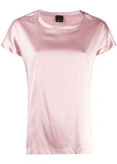 Pinko satin finish blouse