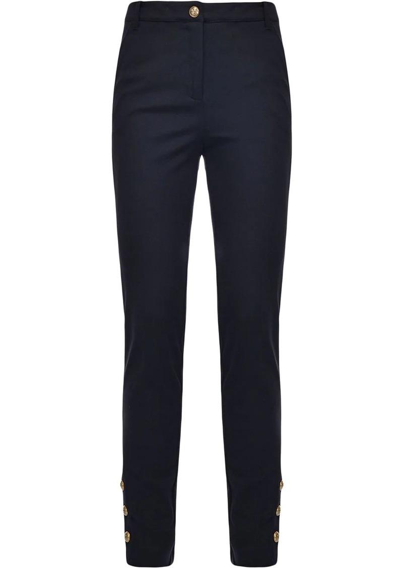 Pinko skinny high-waist trousers