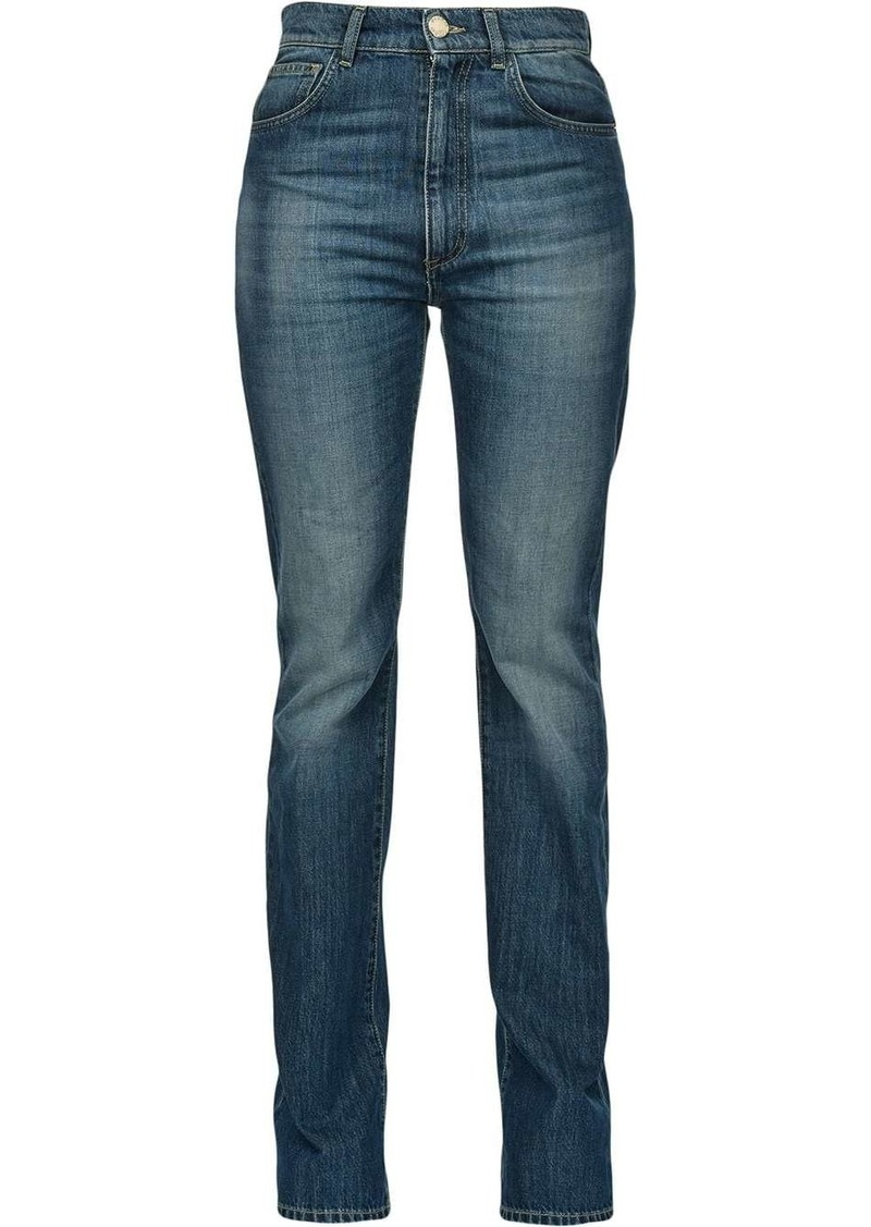 Pinko slim faded jeans