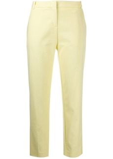 Pinko slim-fit cropped trousers