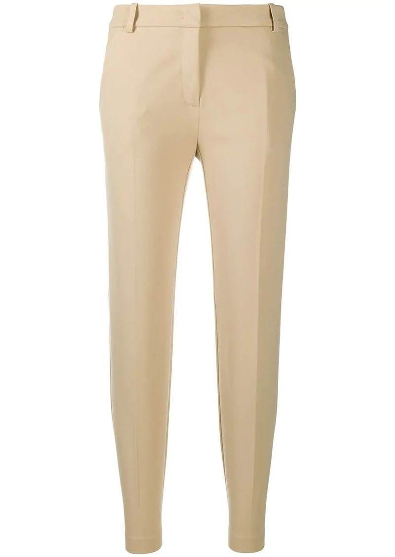 Pinko slim tailored trousers