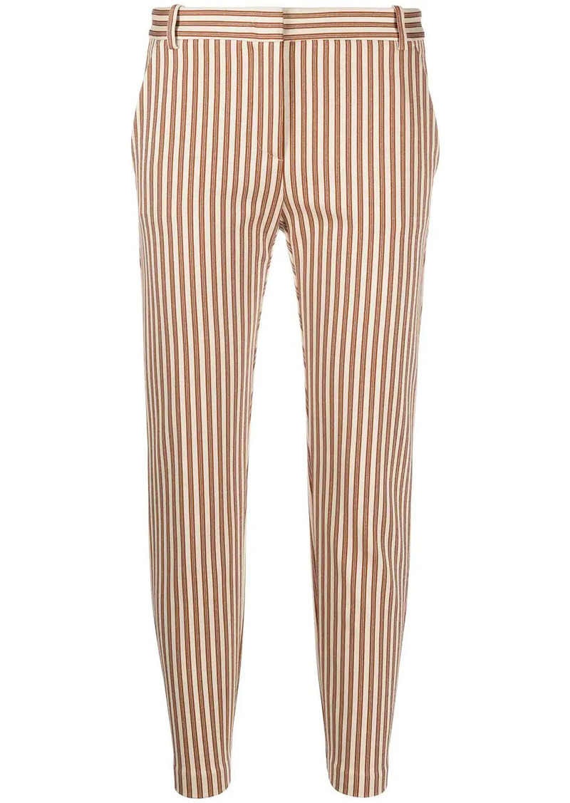Pinko striped tailored trousers