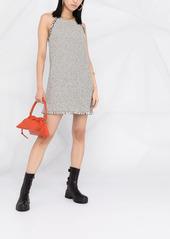 Pinko tweed-knit shift dress