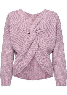Pinko twisted jumper