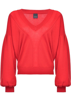 Pinko V-neck jumper