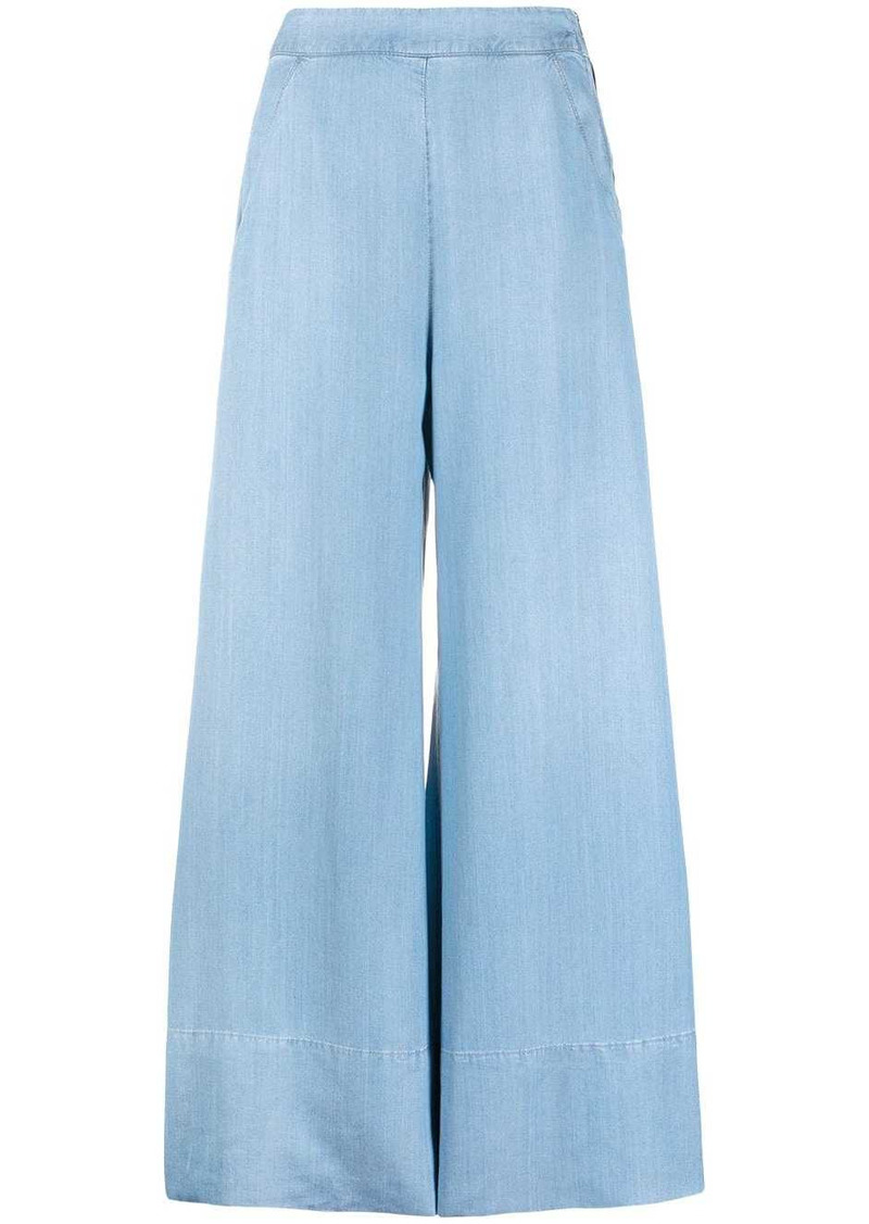 Pinko wide-leg trousers