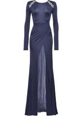 Pinko wrap-front dress